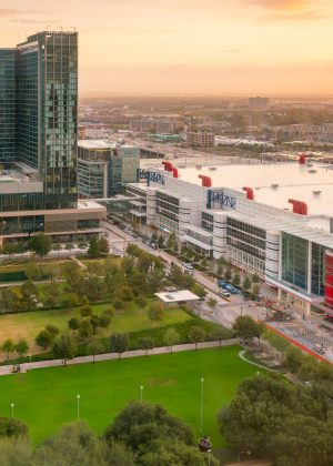 What to do around the George R. Brown Convention Center   Staging Solutions Inc.