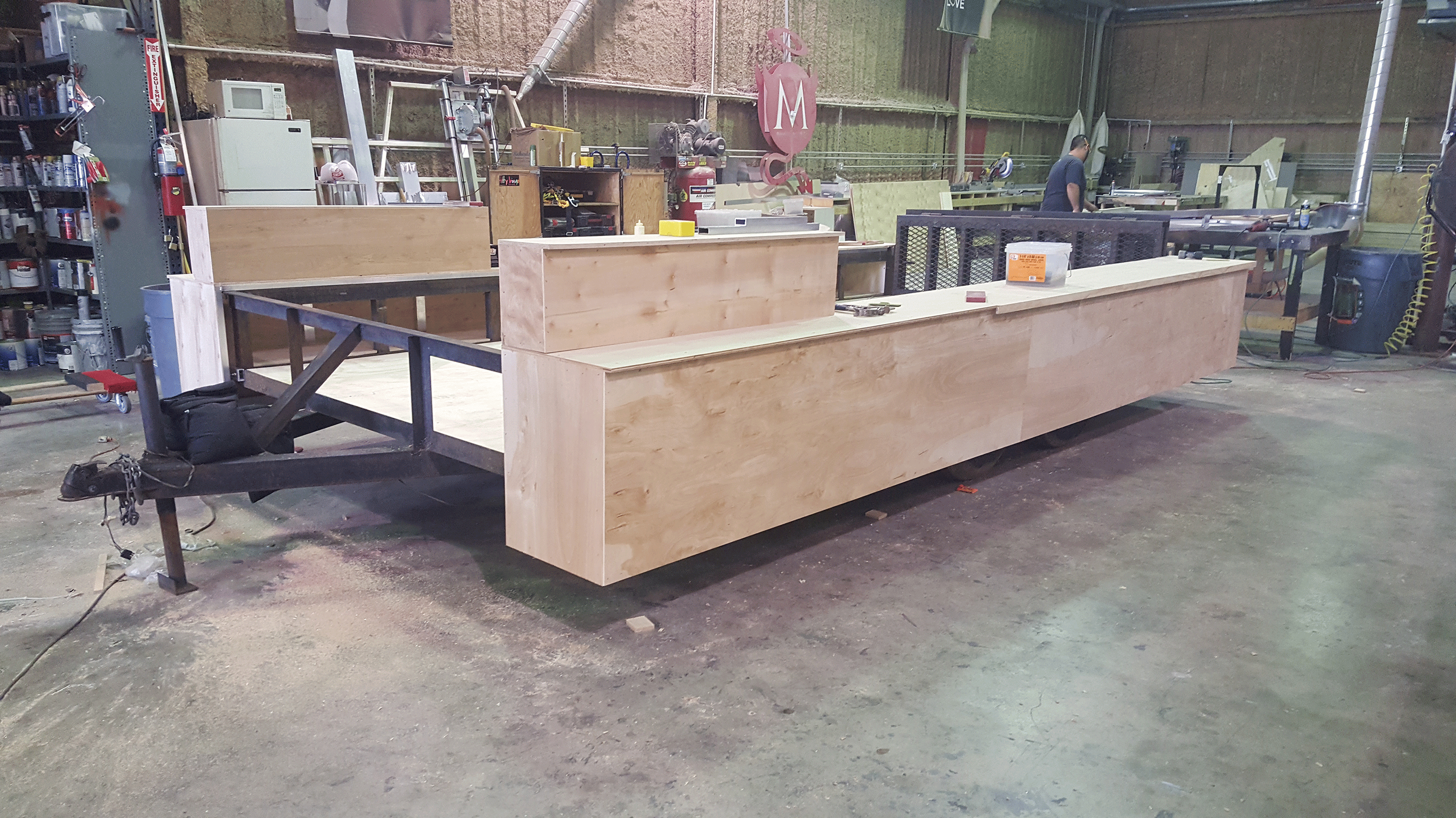 staging solutions float creation