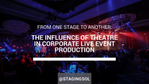 From one stage to another | Staging Solutions, Inc.
