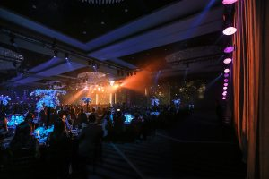 The influence of theatre in corporate live event production   Staging Solutions, Inc.