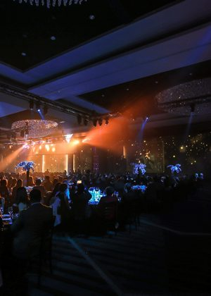 The influence of theatre in corporate live event production | Staging Solutions, Inc.